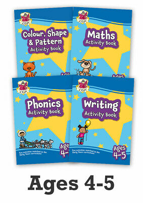Wipe Clean Learn To Write 10 Books Collection With Dry Erase Marker Pen Children