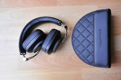 eab0984df1a B&W BOWERS AND Wilkins P7 Wireless Over-Ear Headphones - Superb Condition!  - EUR 306,52 | PicClick FR