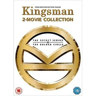 Kingsman - 2-Movie Collection [DVD] DVD