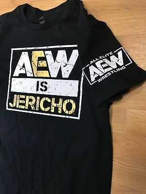 AEW All Elite Wrestling is Chris Jericho T-shirt CODY young bucks kenny omega