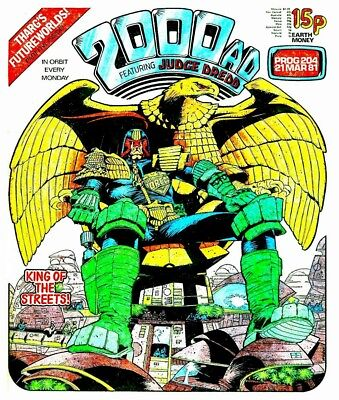 2000AD Progs Complete Digital Comic Collection 0000-2115 + 84 Graphic Novels
