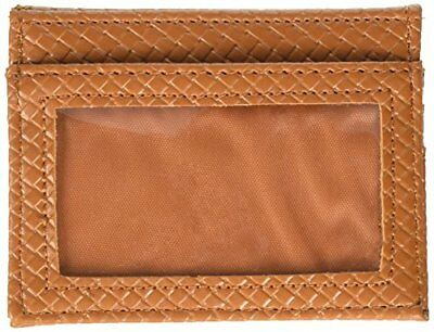 Slim Wallet Brown, One Size