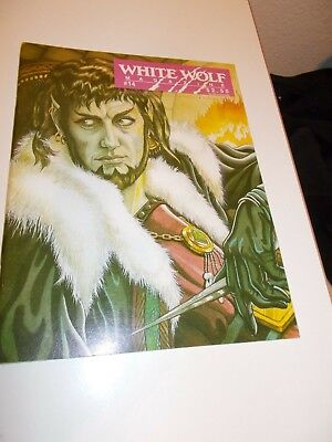 White Wolf Magazine Issue 14 Enforcers Champions V&V Ars Magica Rolemaster