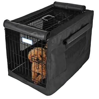 Extra Large Dog Crate Kennel Huge Cover Folding Pet Wire Cage Giant Breed 30''