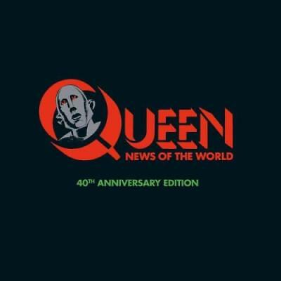 Queen: News Of The World - 40Th Anniversary Box Set (Cd)