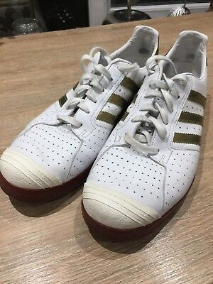 Adidas Originals Forest Hills Tournament 72 Ltd Edition UK Size 11 White  (2005) b71e08257