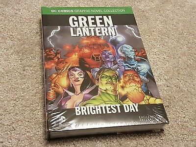 Dc Comics Graphic Novel Collection Green Lantern  Brightest Day Hb - New