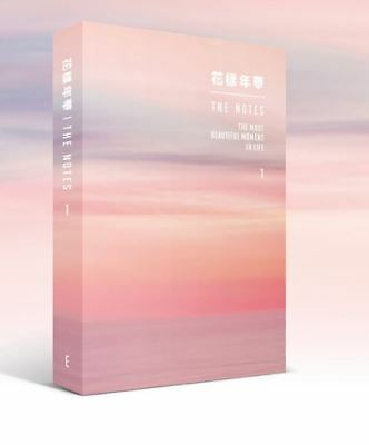 BTS 花樣年華 NOTES 1 [ENG]BOOK+Special NOTE / THE MOST BEAUTIFUL MOMENT IN LIFE + TR
