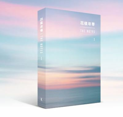 BTS 花樣年華 NOTES 1 [Kor]BOOK / THE MOST BEAUTIFUL MOMENT IN LIFE + TR