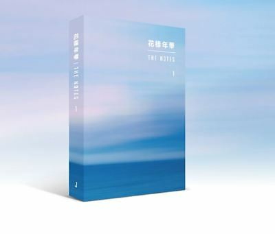 BTS 花樣年華 NOTES 1 [JAPAN ]BOOK / THE MOST BEAUTIFUL MOMENT IN LIFE with Tracking