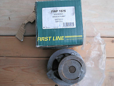 EARLY VAUXHALL ASTRA  ESTATE etc WATER PUMP FIRST LINE FWP1575