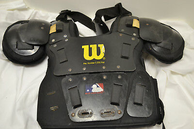 Wilson Umpire Chest Protector. Used