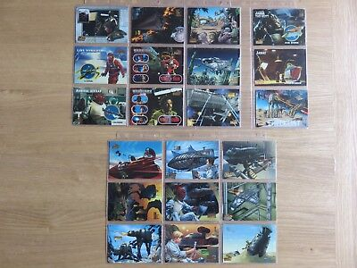 Star Wars Topps Vehicle Trading Cards 1997