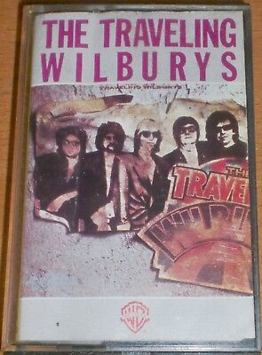 The Travelling Wilburys / Bob Dylan  Ultra-Rare Chilean Cassette  Superb !!!