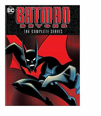 BATMAN BEYOND : THE COMPLETE SERIES SEASON 1 2 & 3 -  DVD - REGION FREE - Sealed