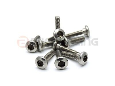 10x Honda shouldered bolts 90108-MAT-000 stainless steel