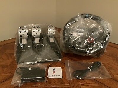 Brand NEW / No Box: Logitech Driving Force G29 Racing Wheel & Pedals PS4 PS3 PC