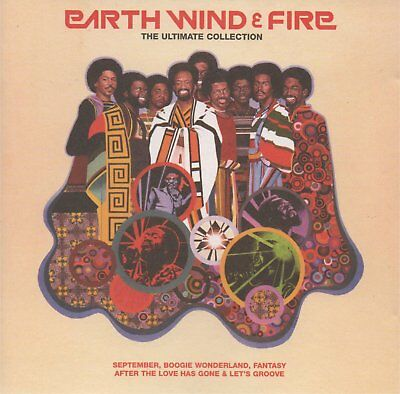 EARTH WIND & FIRE - The ultimate collection - CD album