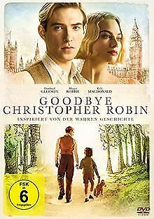 Goodbye Christopher Robin | DVD | condition good