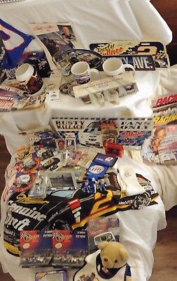 """*PRICE CUT* Lot of 86 Vintage, New and Used """"NASCAR Rusty Wallace #2"""" Collecto"""
