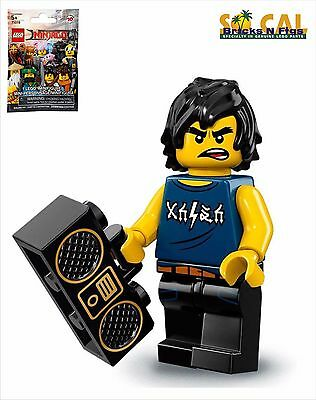 LEGO The Ninjago Movie Minifigures Series 71019 Cole - NEW