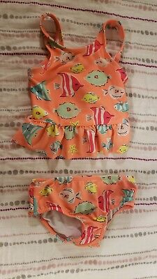 Carters 12m Girls Bathing Suit