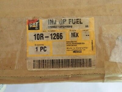 Caterpillar 10R1266  3408 3412 Gp Fuel Injector 705675 For 773E, 773D