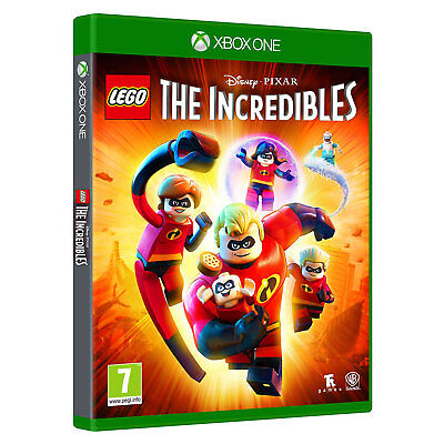 LEGO The Incredibles (Xbox One) | Brand New & Sealed | + Fast & Free Delivery !