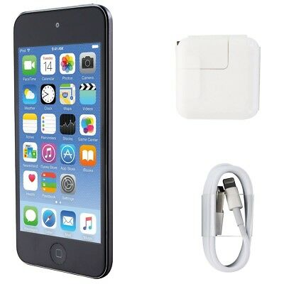 Apple iPod Touch 5th Generation (A1421) - 16GB / Space Gray (MGG82LL/A)
