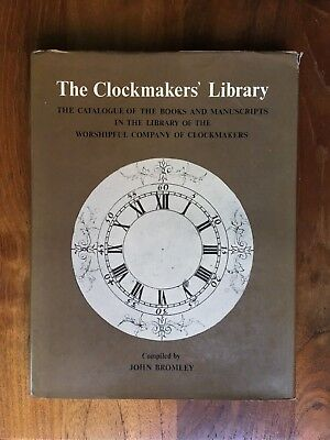 The clockmaker's Library