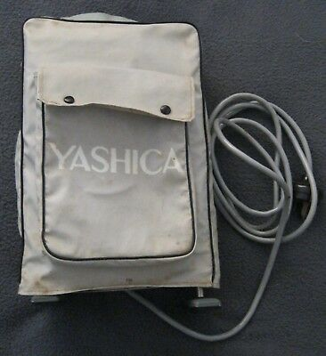 Yashica 8P3-RS Super 8 Projector 1970, used. Condition is very good, working