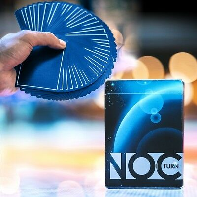 Mazzo di carte NOC-turn Playing Cards - Carte da gioco