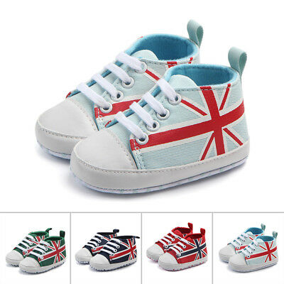 Infant Shoes footwear boots Sneakers unisex Boys Canvas