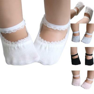 Lovely Baby Boy Girl Lace Cotton Socks Toddler Newborn Soft Sock Ankle Socks