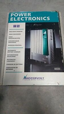 Mastervolt Mass Combi 12/200-10 Inverter Sine Wave Inverter / Battery Charger