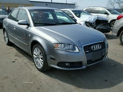 2008 Audi A4 QUATTRO 2008 Audi A4 Quattro 5 speed For Sale Cheap Minor Dents and Scratches