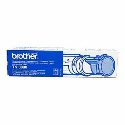 Brother TN8000 Toner Cartridge 2,200 Pages