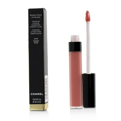 Chanel Rouge Coco Lip Blush Hydrating Lip And Cheek Sheer Colour 5.5G - Bnib