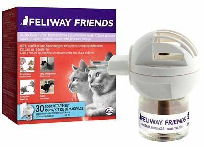 Feliway Friends Happy | Start-Set für Katzen