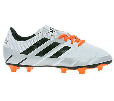 newest 119f3 d1c1a adidas - NEORIDE III FG Mens Football Boots White UK9.5 (B27101)