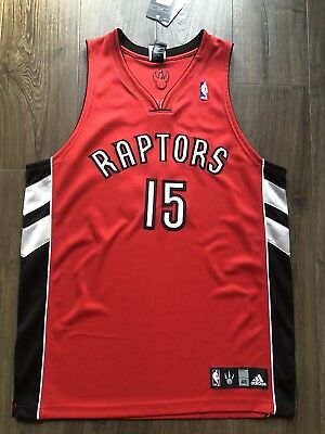 Vince Carter Authentic Jersey Toronto Raptors  Size 48  XL