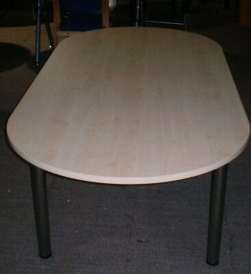 Boardroom Table, Conference Table, Meeting Table.Office Table, Maple , 2100mm