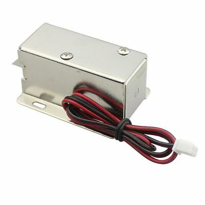 DC 24V File Display Cabinet Drawer Latch Assembly Solenoid Electric Lock M*