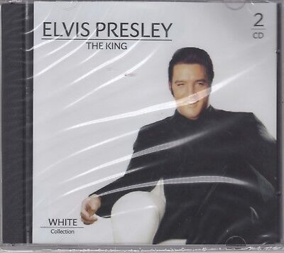 "Elvis Presley ""The King"" 2CD Set - NEW & SEALED - 1st Class Post From The UK"