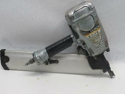 Hitachi NR90AD(S) 2-Inch to 3-1/2-Inch Collated Framing Strip Nailer