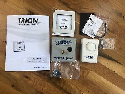 Air Bear 265000-001 Trion Duct Mounted Atomizing Humidifier Mister - Mini