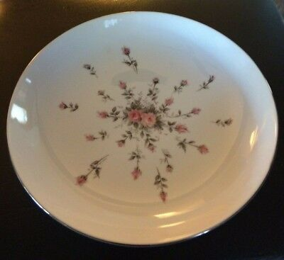 Harmony House Fine China Rosebud Pattern Coupe Soup Bowl 7 3/4""