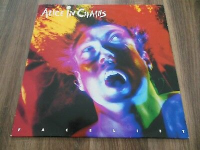 Alice in Chains - LP - Facelift - 1990