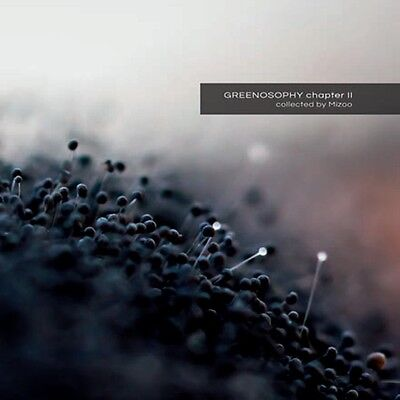 Greenosophy Chapter 2 Collected By Mizoo CD Ultimae Records Electronica IDM New