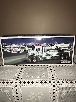 HESS 2014 50th Anniversary Toy Truck Space Cruiser Scout New + Free Batteries!